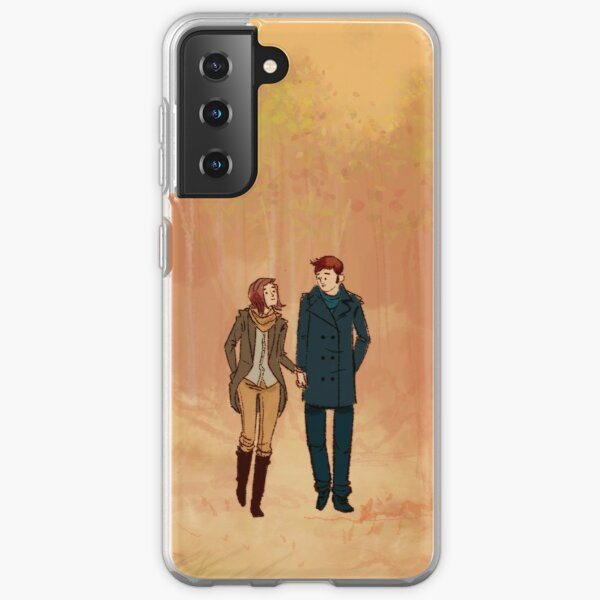 Autumn is Coming Samsung Galaxy Soft Case