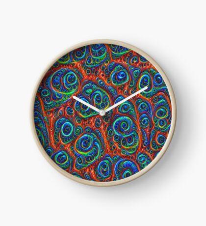 Dark Boost chromaticity #Deepdream Clock