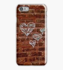 Chalk Love  iPhone Case/Skin