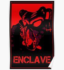 Enclave Propaganda Poster