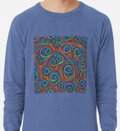 Dark Boost chromaticity #Deepdream Lightweight Sweatshirt