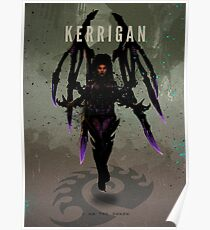 Legends of Gaming - Kerrigan Poster