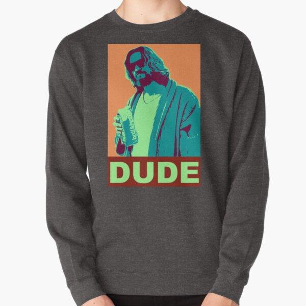 The Dude Propaganda Pullover Sweatshirt
