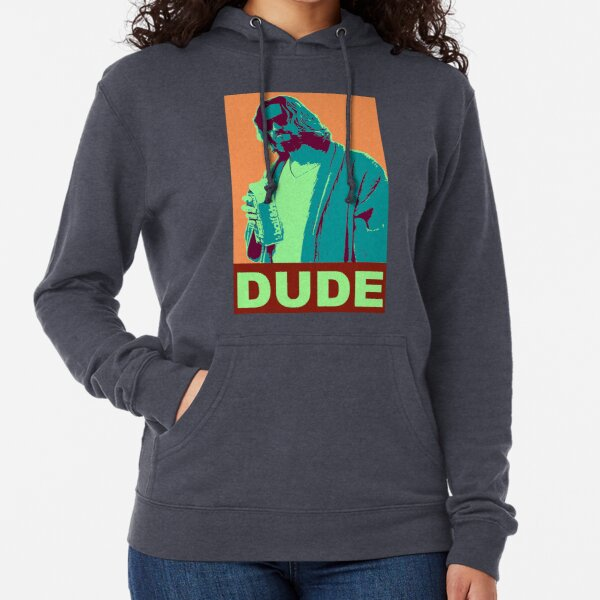 The Dude Propaganda Lightweight Hoodie