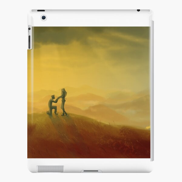 The Proposal iPad Snap Case