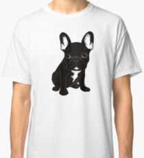 Brindle French Bulldog  Classic T-Shirt