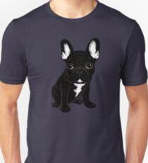 Brindle French Bulldog  Unisex T-Shirt