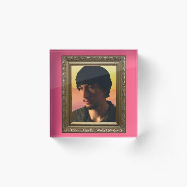 Adam Sackler BF Frame Acrylic Block