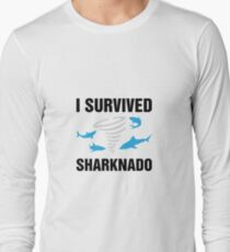 Sharknado Long Sleeve T-Shirt