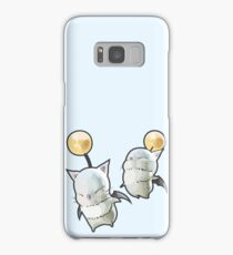 Moogle Brothers! Samsung Galaxy Case/Skin