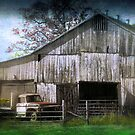 The Foggy Bottom Barn by Donnie Voelker