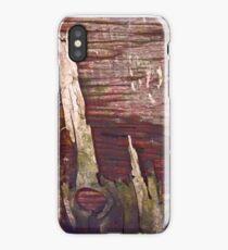 DECOMPOSITION (Damaged) iPhone Case/Skin