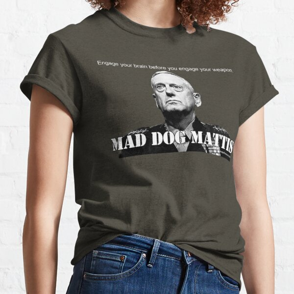 Mad Dog Mattis Classic T-Shirt