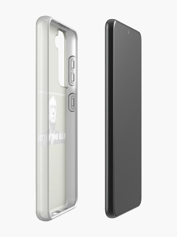 Alternate view of Mad Dog Mattis Case & Skin for Samsung Galaxy