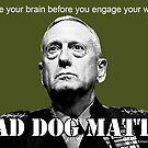 Mad Dog Mattis by EyeMagined