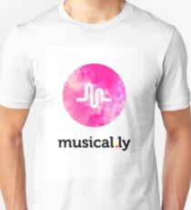 tumblr musical.ly Unisex T-Shirt