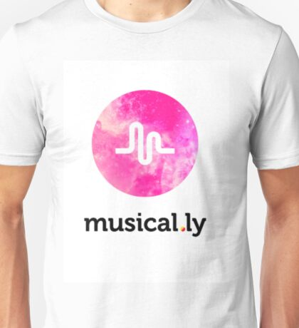 tumblr musical.ly Unisex T-Shirt