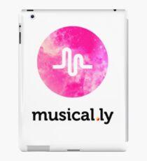 tumblr musical.ly iPad Case/Skin