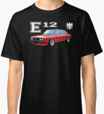 E12 Red - 2 Classic T-Shirt