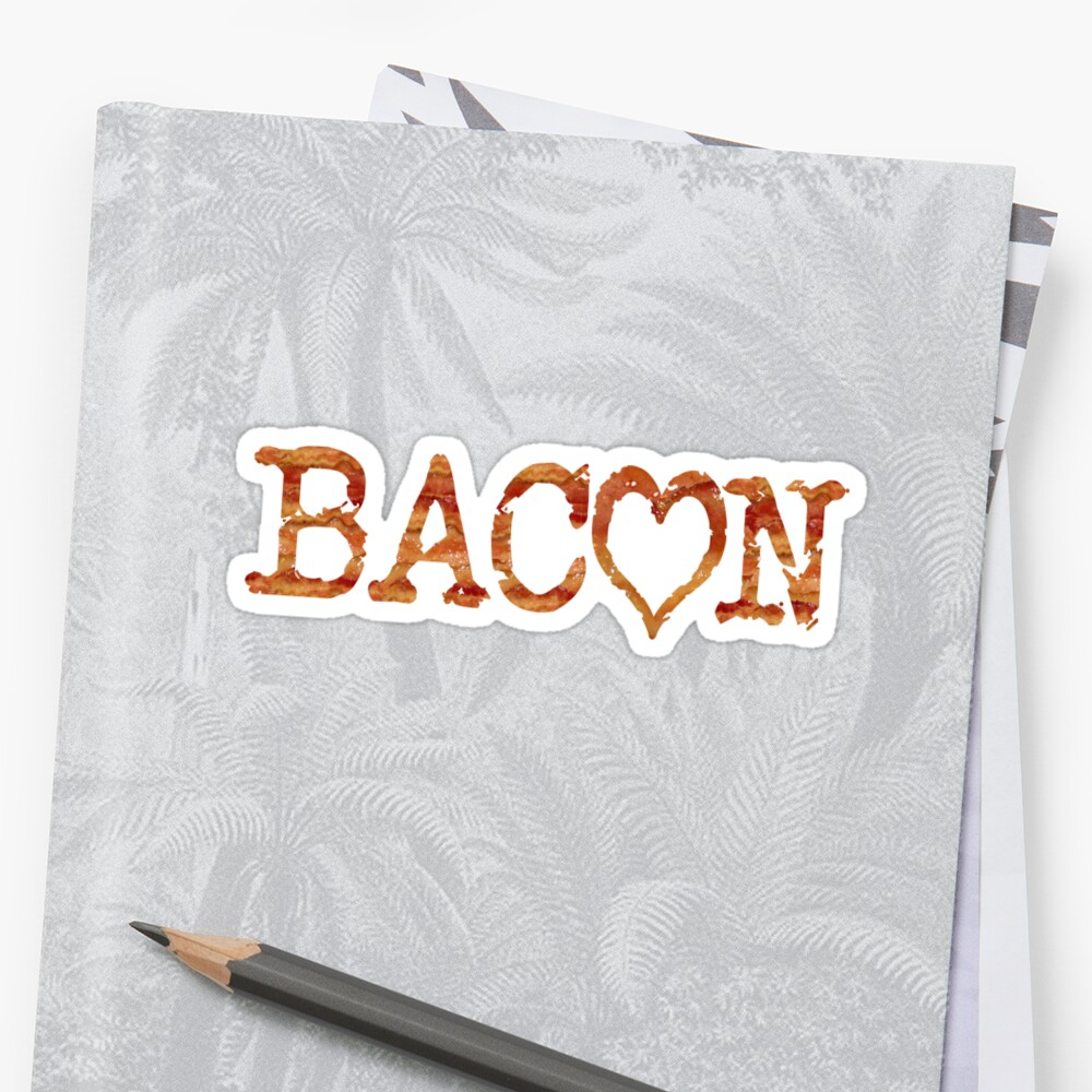 Bacon Love Strips by Garaga