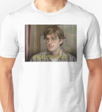 Time to Leave - Louis Theroux  Unisex T-Shirt