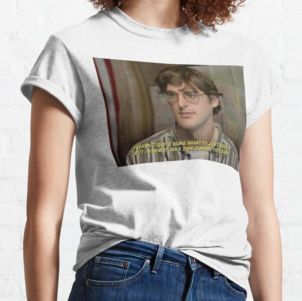 Time to Leave - Louis Theroux  Classic T-Shirt