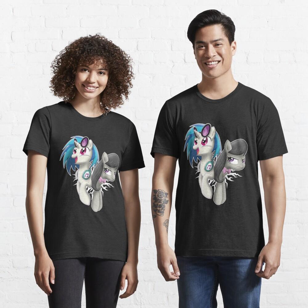 STUCK Vinyl & Octavia Essential T-Shirt