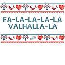 Fa-la-la-la-la... by VeryGood91