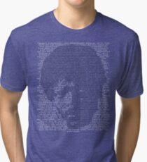 Ezekiel 25:17 - Grey Tri-blend T-Shirt
