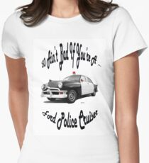 Birthday gifts for a 40 yr. old; Ford Womens Fitted T-Shirt