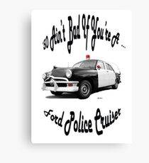 Birthday gifts for a 40 yr. old; Ford Canvas Print