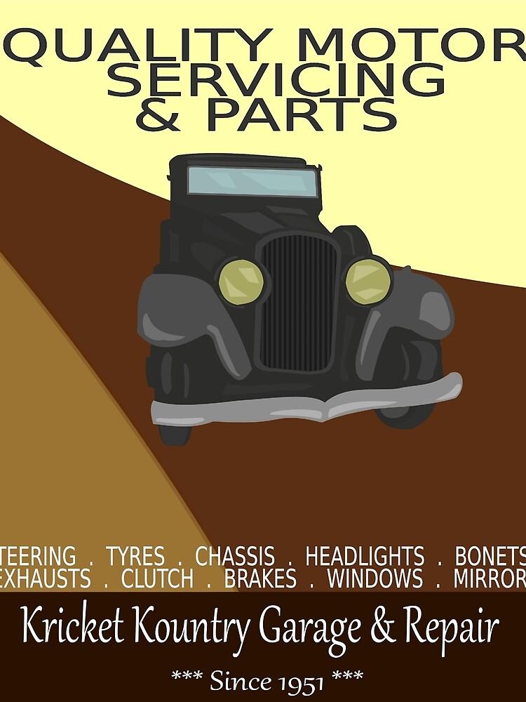 KRICKET KOUNTRY Garage & Repair....Since 1951! by Kricket-Kountry