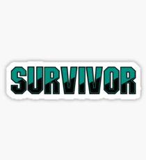 Survivor Sticker