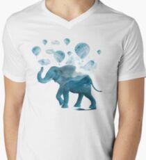 Magical Blue Elephant T-Shirt