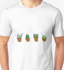 cactus hipster drawing T-Shirt