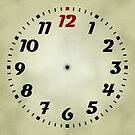 Retro clock by Pig's Ear Gear