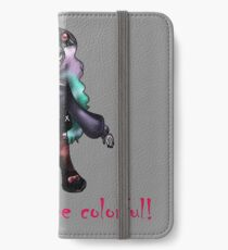 Defenition of a Pastel Goth iPhone Wallet/Case/Skin