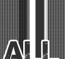 All Buildings Matter Sticker