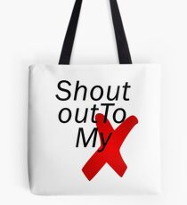 Shout out to my X - Little mix Tote Bag