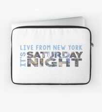 Saturday Night Live (SNL) Skyline Print Laptop Sleeve