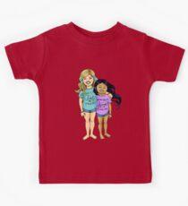 Gracie & Alba - Purple Kids Clothes
