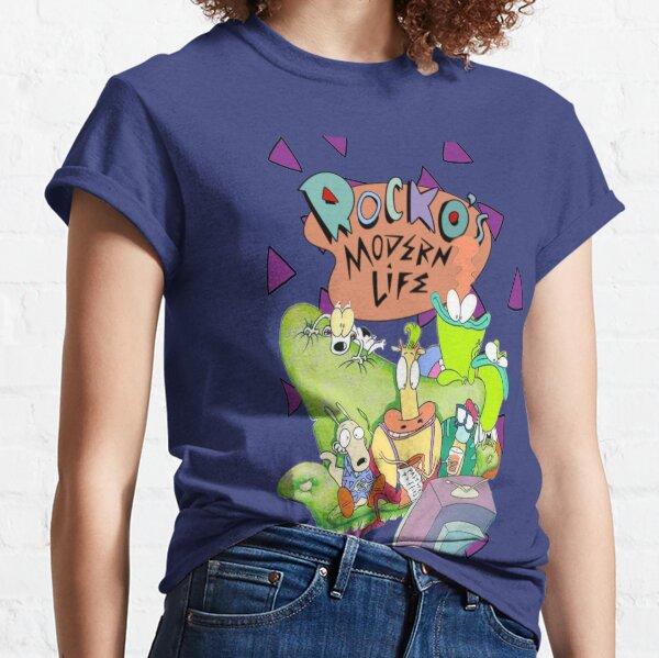 Rocko's Modern Family Classic T-Shirt