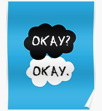 Okay? Okay. The Fault in Our Stars Poster