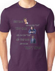 THIS IS US - BIG THREE Unisex T-Shirt