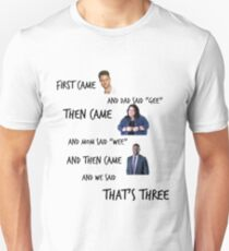 THIS IS US - BIG THREE Unisex T-Shirt