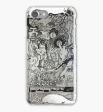 Music, Peace and Love  iPhone Case/Skin