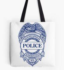 Cops Care Tote Bag