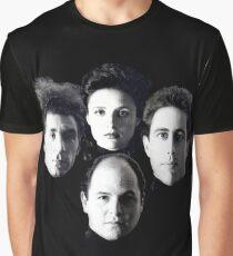 Seinfeld Crew #3 Graphic T-Shirt