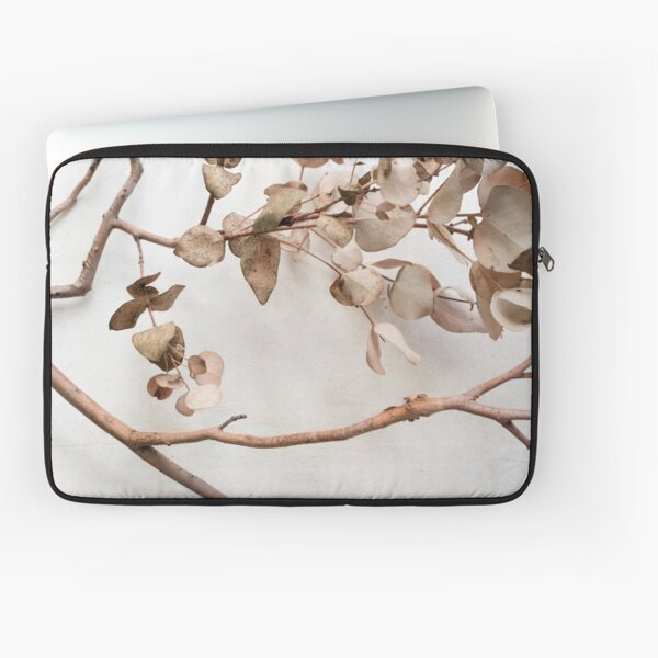 Eucalyptus branches and leaves Laptop Sleeve