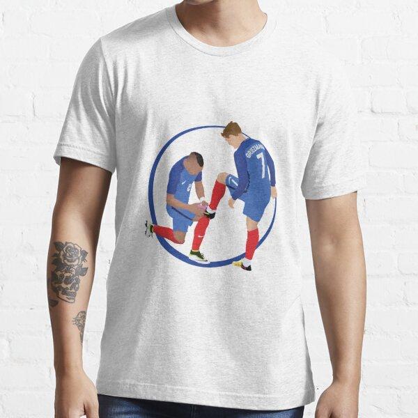 Antoine Griezmann y Dimitri Payet Camiseta esencial